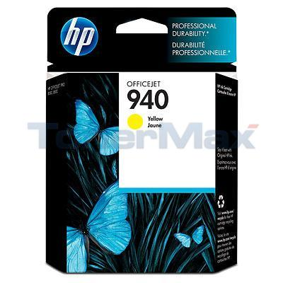 HP OFFICEJET PRO 8000 NO 940 INK YELLOW